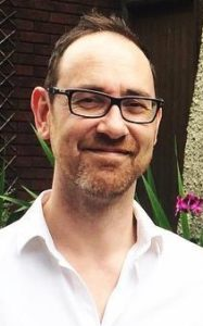 Photograph of Huw Alexander, Digital Sales Manager at SAGE Publishing and subject of this interview