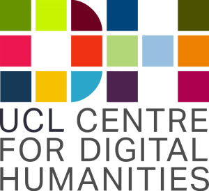 Logo for the UCL Centre for Digital Humanities