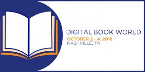 Logo for the Digital Book World conference