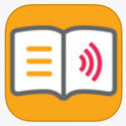 Dolphin EasyReader App icon