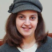 Head shot of Tzviya Siegman who is the subject of this interview